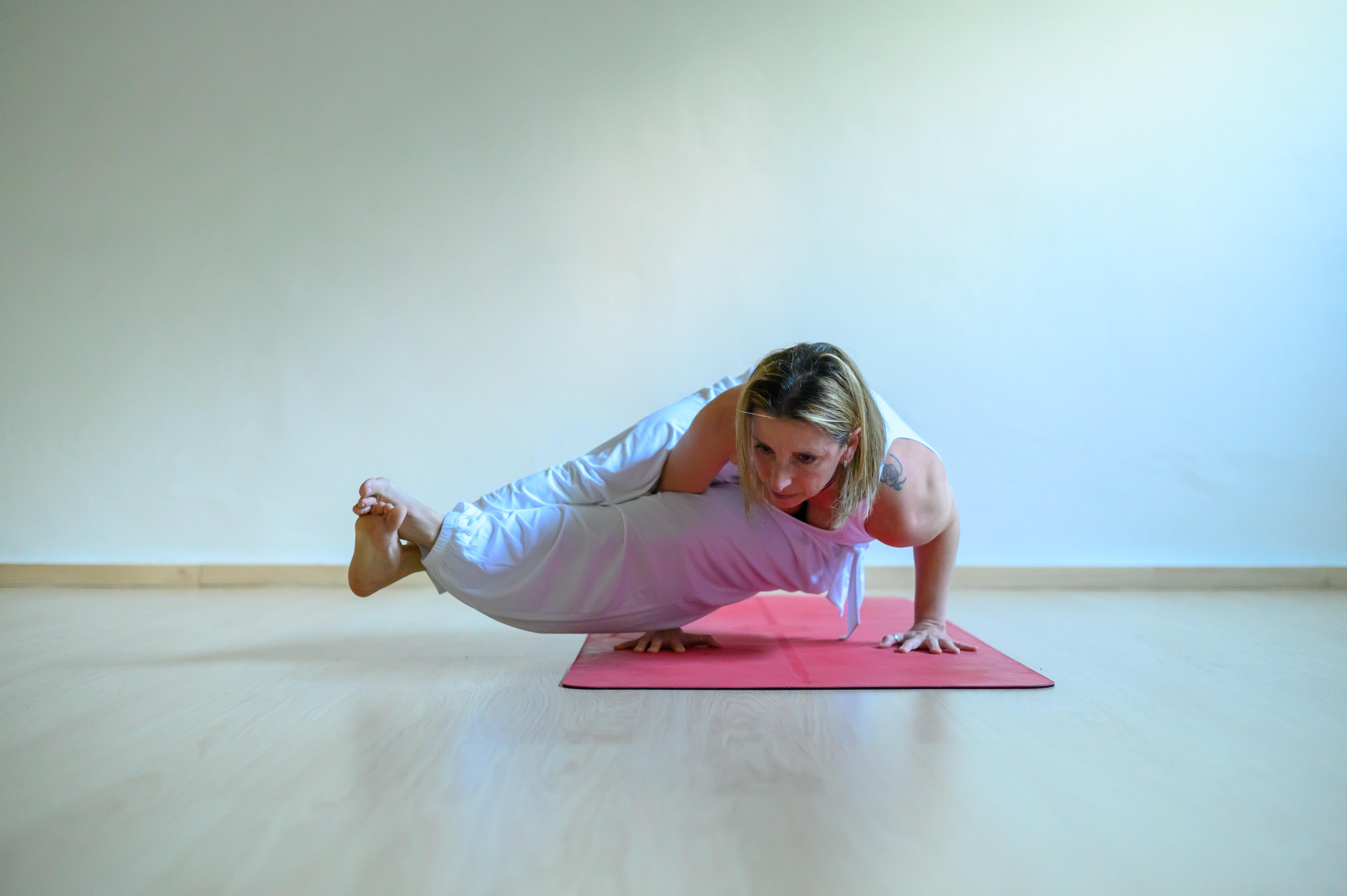 Vanessa Fabbrilei Yoga