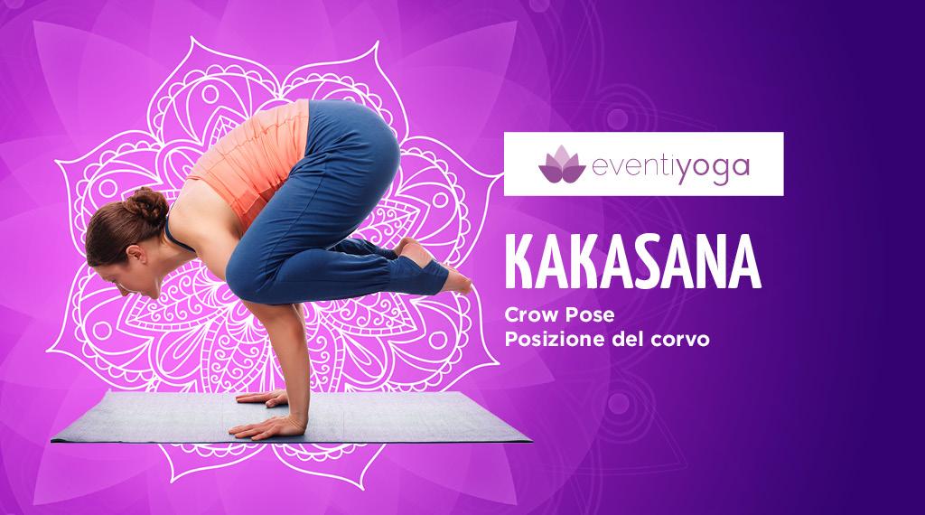 Kakasana Vanessa Fabbrilei Yoga