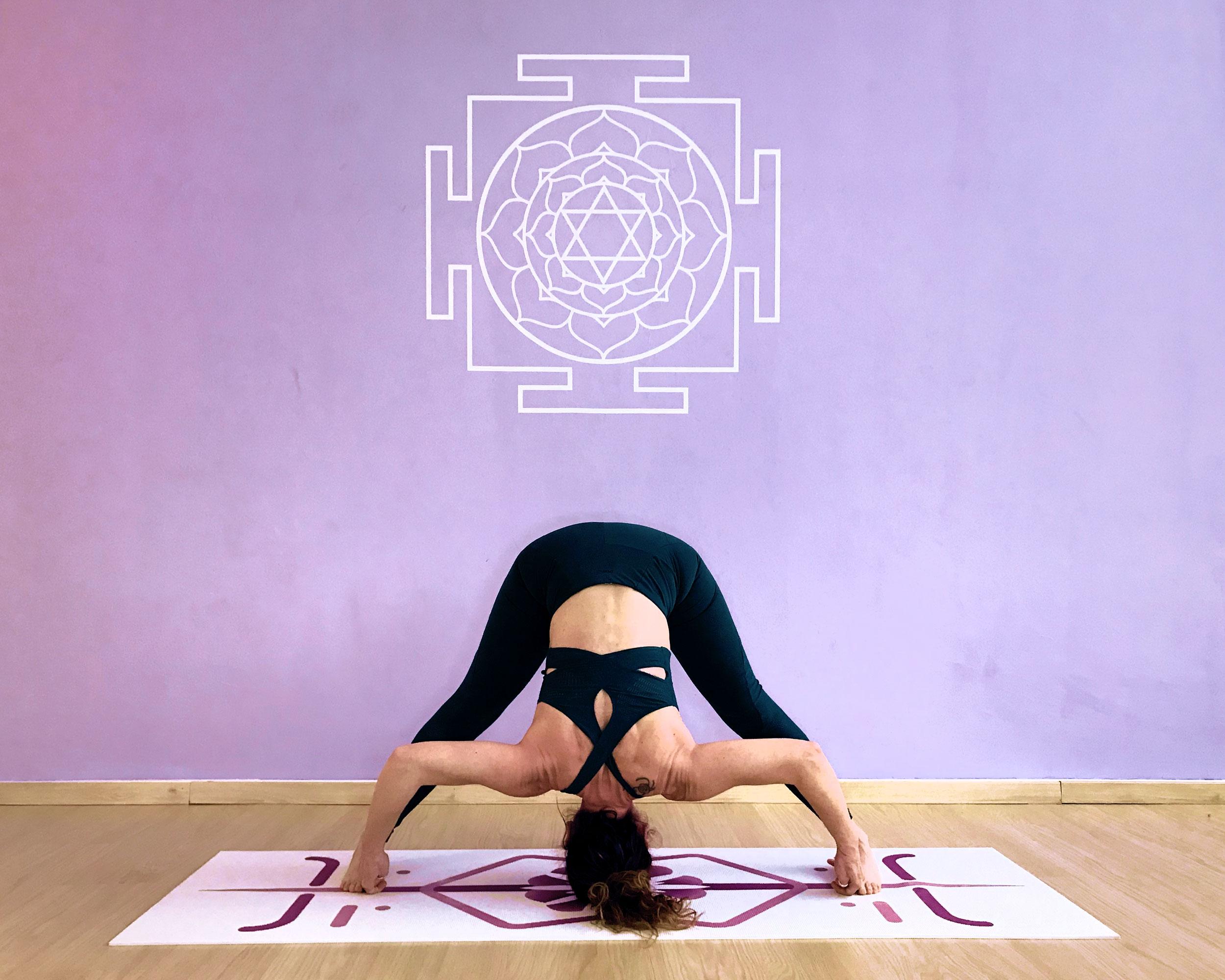 Ashtanga vinyasa yoga e tecniche di allenamento